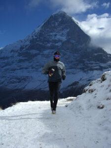 Trail Run Jeff Grant