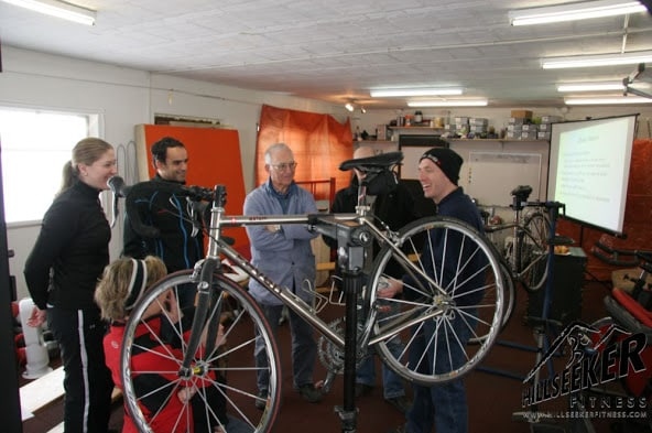 Bicycle Inspection
