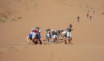 Marathon des Sable Dunes