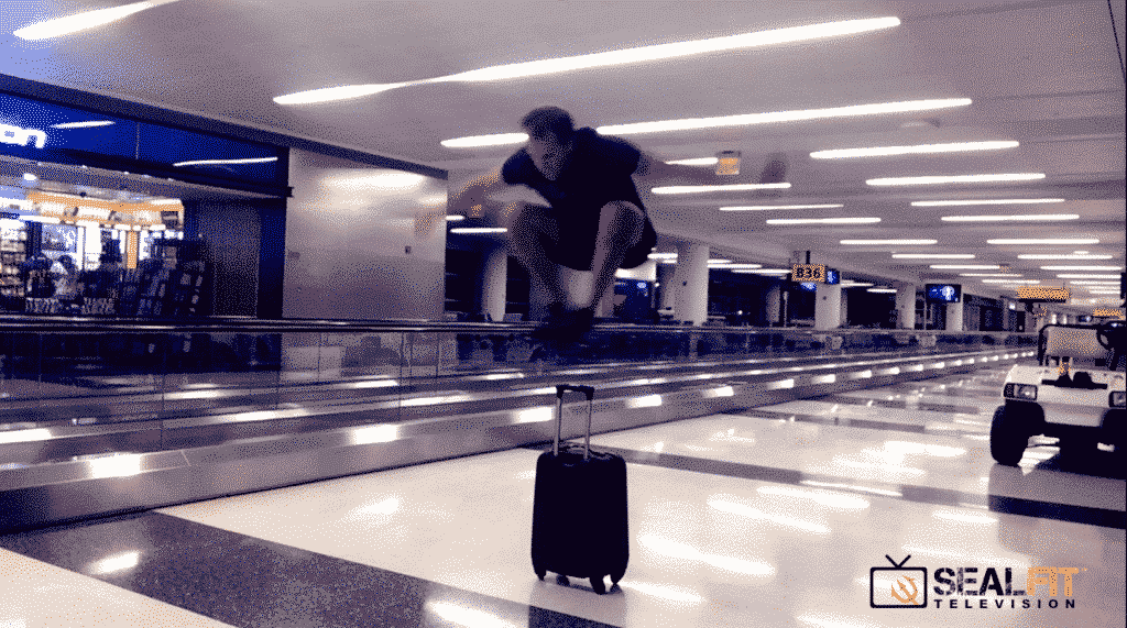 Airport Workout Jeff Grant