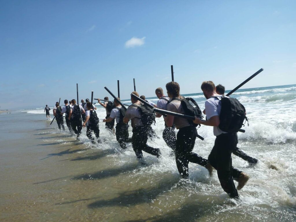 Navy Seal Training Camp