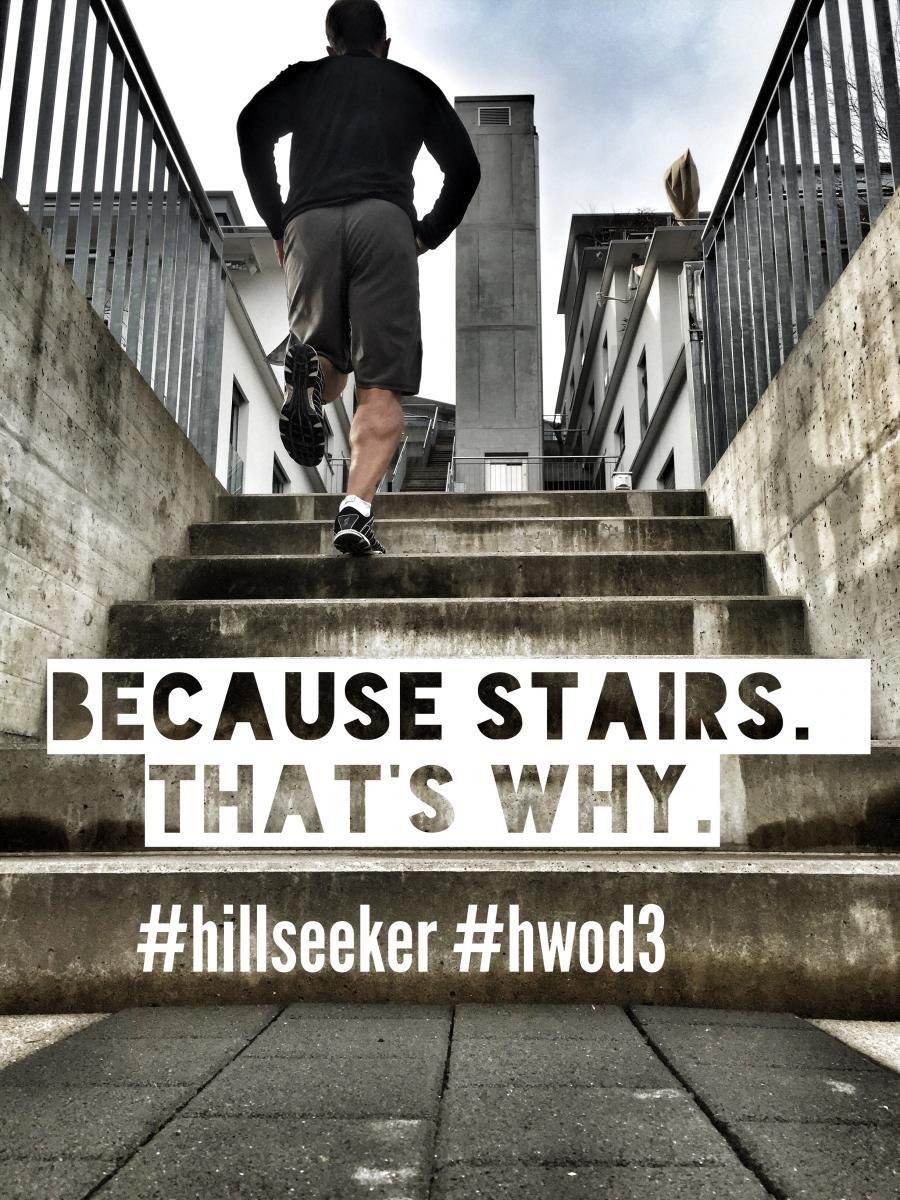 Hill Running Workout 3 #hillwod