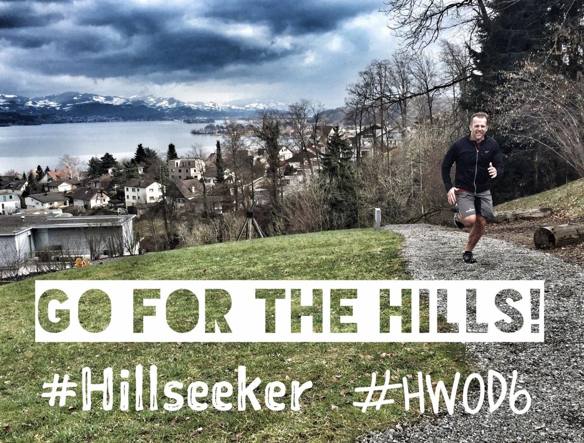Hill Running Workout 6 #hillwod