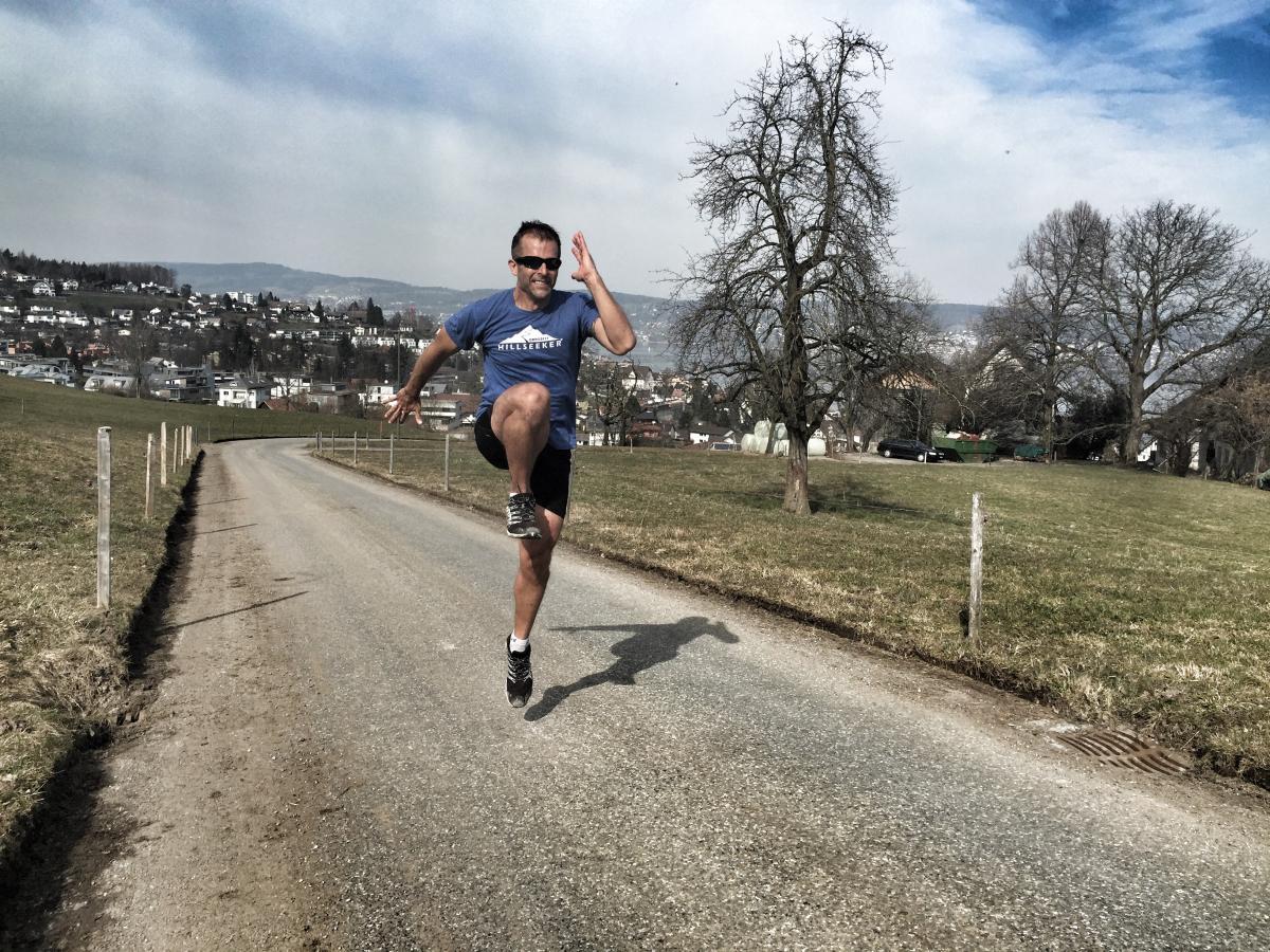 Hill Running Workout 7 #hillwod