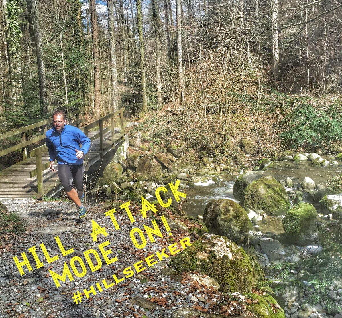 Hill Running Workout 8 #hillwod