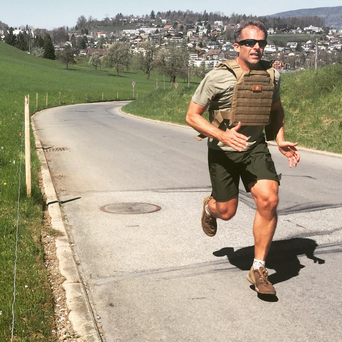 Hill Running Workout 10 #hillwod