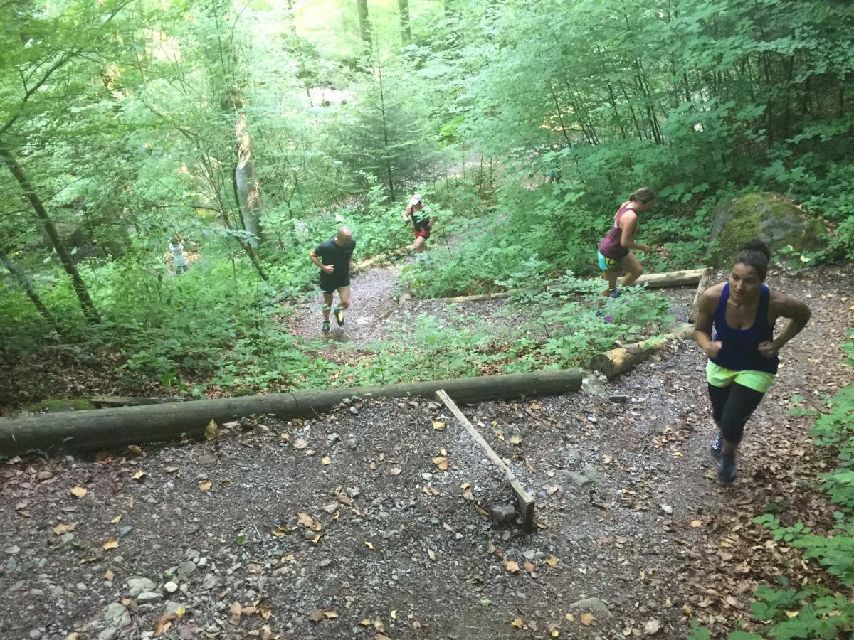 Hill Running Workout 20 #hillwod