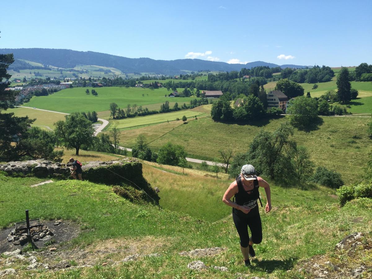 Hill Running Workout 21 #hillwod