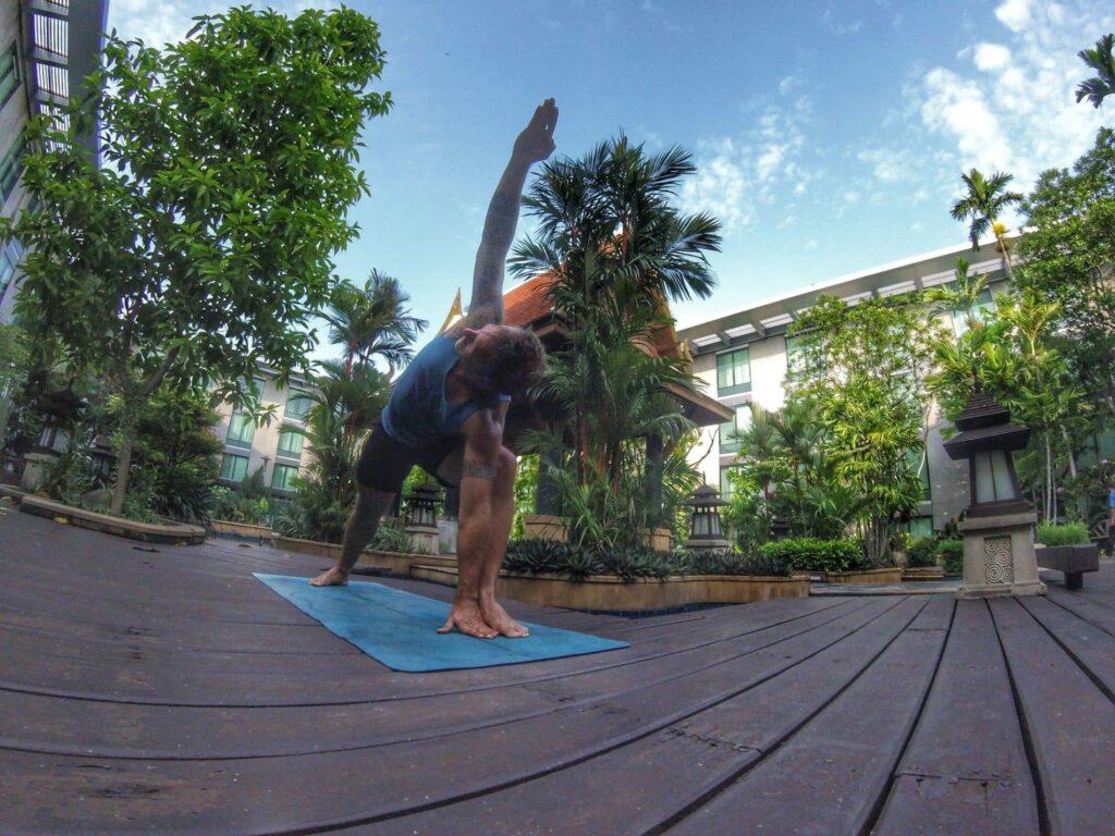Yoga Challenge August 2017