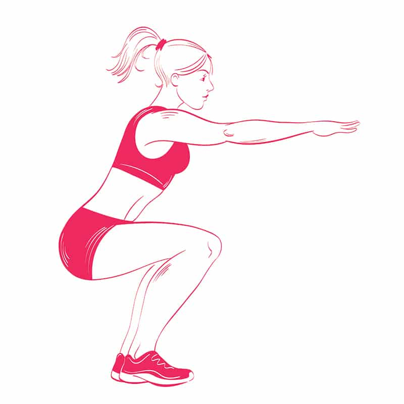 October Challenge: SQUATS–> are you IN?