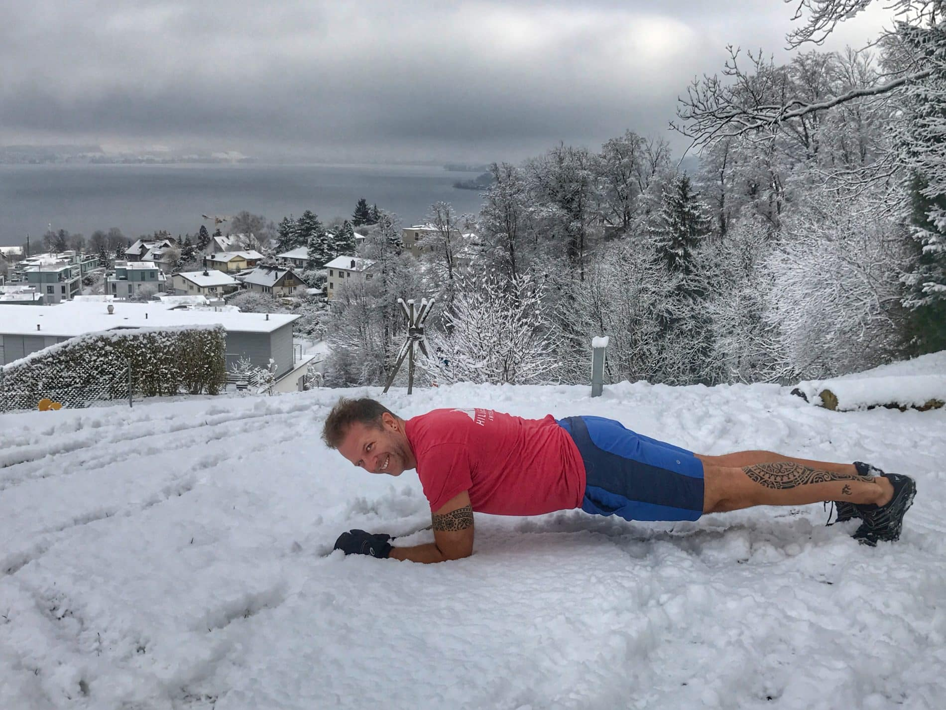 20-Day Plank Challenge –> Are you IN?