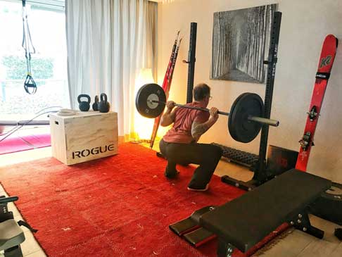Build a home gym in 2019 that you will actually use