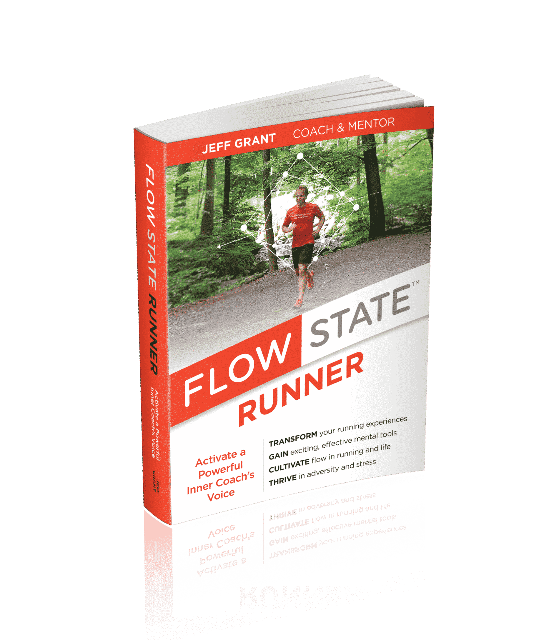 Flow State Runner by Jeff Grant