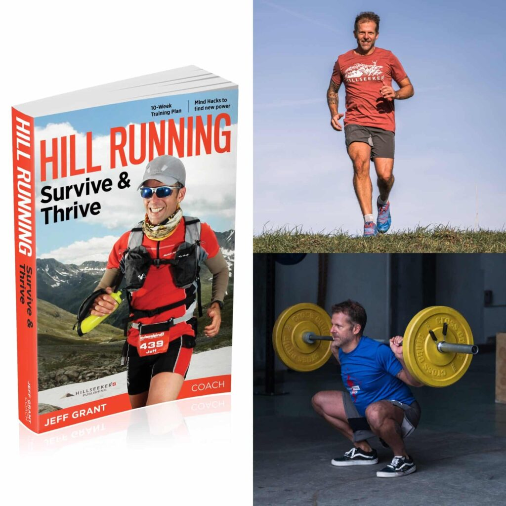 Jeff Grant Author Hill Running