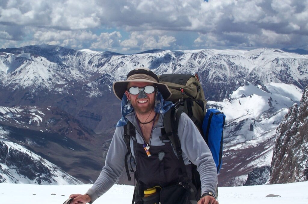 Jeff Grant Mountaineering